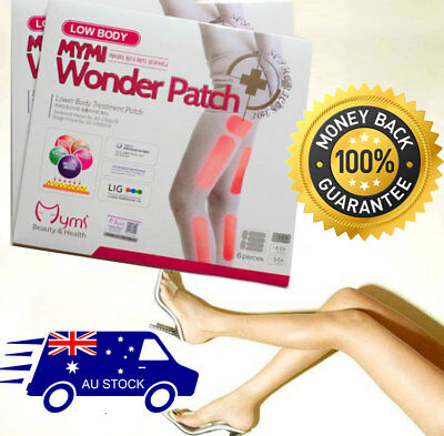 NEW Mymi Wonder Patch Leg  Arm Weight Loss Fat Burner Slimming Slimmer Sticker