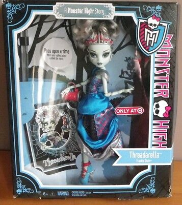 FRANKIE STEIN cendrillon THEADARELLA Once Upon a Time poupée Monster high 2012