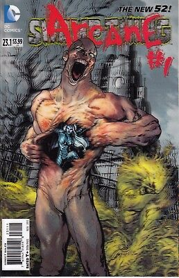 SWAMP THING   23.1    3D COVER!.  (5th Series).......NM-...2013.......Bargain!