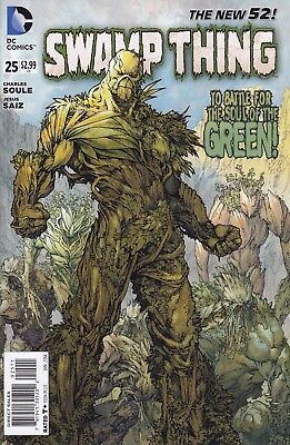 SWAMP THING   25 .  (5th Series).......NM-...2014.......Bargain!