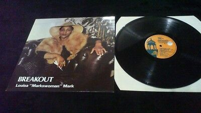 LOUISA MARKSWOMAN MARK listen BREAKOUT BUSHAY REGGAE ROOTS COLLECTORS LOVERS LP