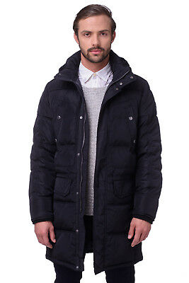 RRP€504 CERRUTI 18CRR81 Size 52 / L CMM4230000 Parka Jacket With Detachable Hood