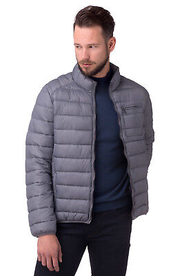 RRP €276 CERRUTI 18CRR81 Size 48 / S Men's Padded Stand-Up Collar Quilted Jacket
