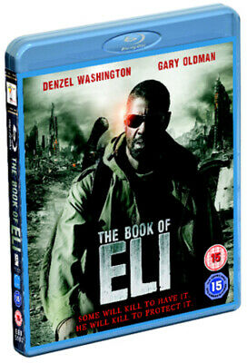 The Book of Eli Blu-Ray (2010) Denzel Washington, Hughes (DIR) cert 15