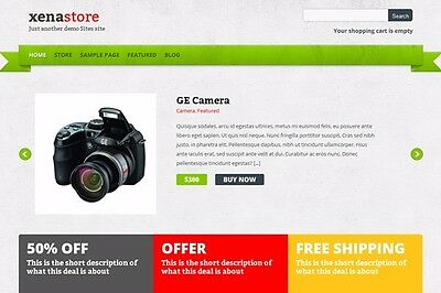 Profitable Electrical Store eCommerce Website Business For Sale