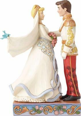 Disney Traditions Royal Wedding Cinderella & Prince Figurine by Jim Shore Enesco