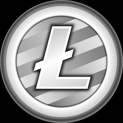 .50 Litecoin LTC. Longtime Trusted Seller! Transferred free in 24 hours!