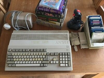 Amiga 500 Bundle (tested)