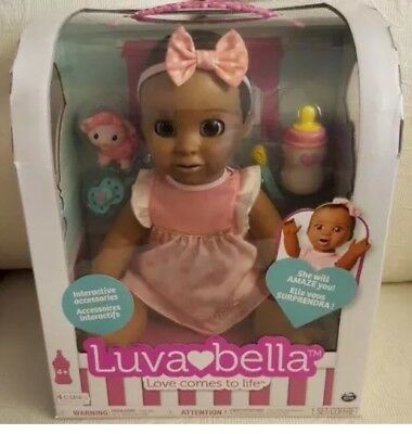 African Luvabella Doll