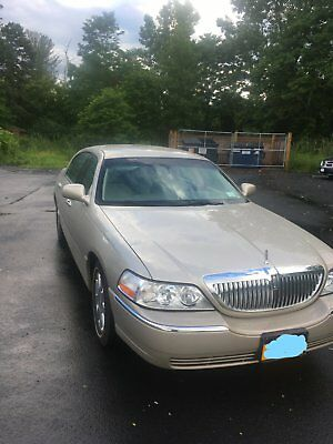 2006 Lincoln Town Car Signature L 2006 lincoln town car