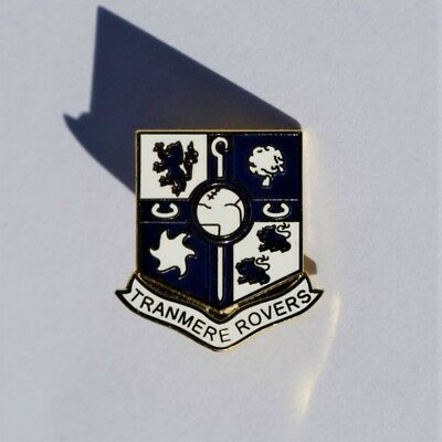 Tranmere Rovers Football Club Pin Badge