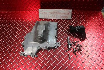 08 - 16 Hayabusa Oem Oil Pan W Pick Up & Bolts No Leaks Has Marks Hb54