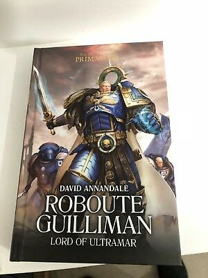 Roboute Guilleman: Black Library Novel, The Primarchs, New