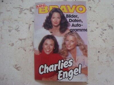 Charlies Angels MINIATURE 70s SPECIAL cover magazine Farrah Fawcett Jaclyn Smith