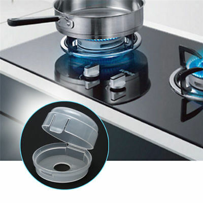 4/6/8 Kitchen Cooker Oven Stove Knob Covers Protector Guard Baby Kids Safety