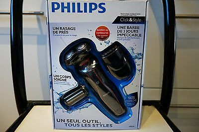 Rasoir Electrique Philips Click & style 3in1 YS534  NEUF