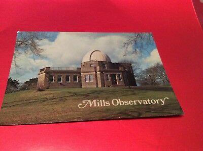 Mills Observatory- Dundee Postcard (Unposted)