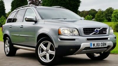 Volvo Xc90 2.4 D5 R-Design Auto Awd Fully Loaded