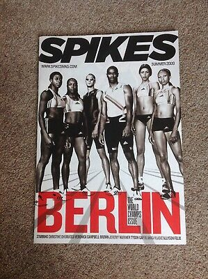 Spikes Magazine Summer 2009 Berlin The World Championships Issue