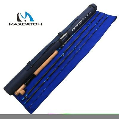 MaxCatch V- Switch 11074 Fliegenrute, fly-rod