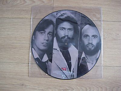 Bee Gees - Spirits Having Flown Picture Disc LP Vinyl Record 1979 Never Played