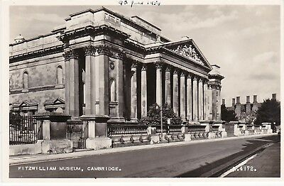 Fitzwilliam Museum, CAMBRIDGE, Cambridgeshire RP