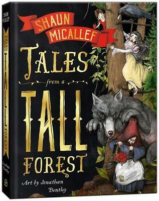 NEW Tales From a Tall Forest By Shaun Micallef Hardcover Free Shipping