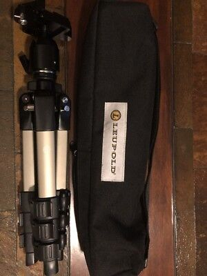 Leupold spotting scope tripod Brand New As Pictured With Case