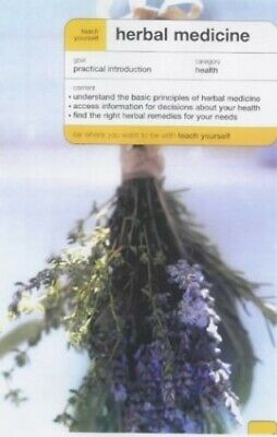 Teach Yourself Herbal Medicine (Tyhw) by Nissen, Nina Paperback Book The Cheap