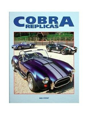 Cobra Replicas by Stent, Ian Hardback Book The Cheap Fast Free Post
