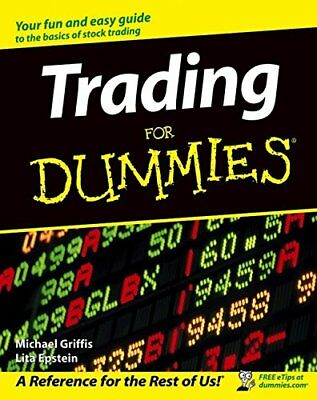Trading for Dummies by Epstein, Lita Paperback Book The Cheap Fast Free Post