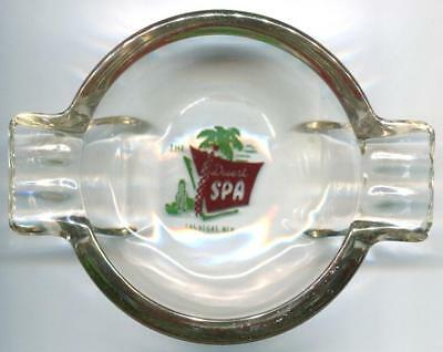 Las Vegas Nevada DESERT SPA scarce Casino Ashtray