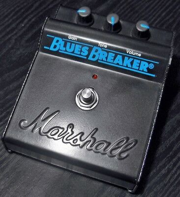 The Original MARSHALL Blues-breaker (circa 1992) Clone DIY Pedal Kit