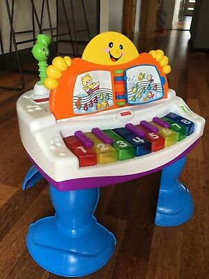 Toy Piano, Fisher Price