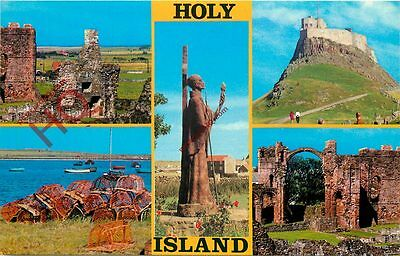 Picture Postcard; Holy Island (Multiview)