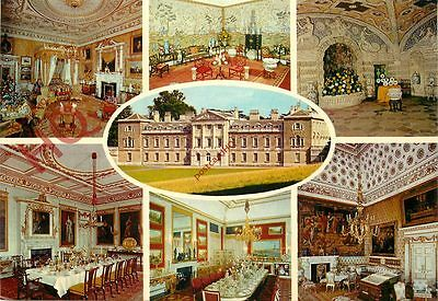 Picture Postcard; Woburn Abbey (Multiview)