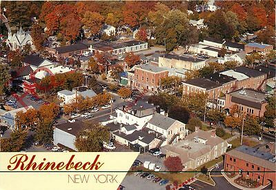 Picture Postcard:;New York, Rhinebeck