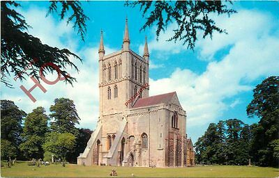 Picture Postcard:;Pershore, The Abbey