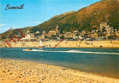 Picture Postcard-:Barmouth From The Island