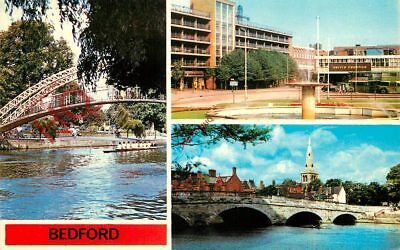Picture Postcard~ Bedford (Multiview)