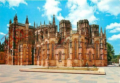 Picture Postcard~ Batalha, Portugal - Monastery, South Side
