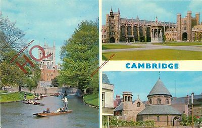 Picture Postcard~ Cambridge (Multiview) [Dennis]