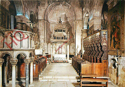 Picture Postcard~ Trogir, Cathedral Interior