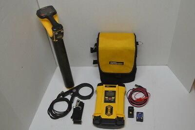 METROTECH VlocPro2 48 FREQUENCIES 5 WATT  CABLE SEWER SONDE PIPE LOCATOR