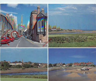 Picture Postcard, Alnmouth (Multiview)