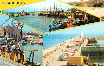 Picture Postcard: Seahouses (Multiview) [Colourmaster]