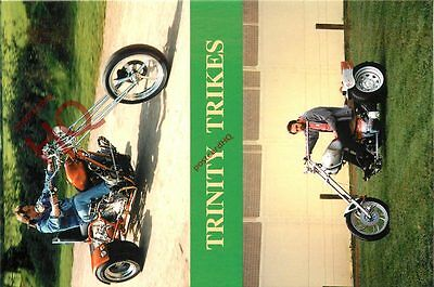 Picture Postcard::MOTORCYCLES, TRINITY TRIKES