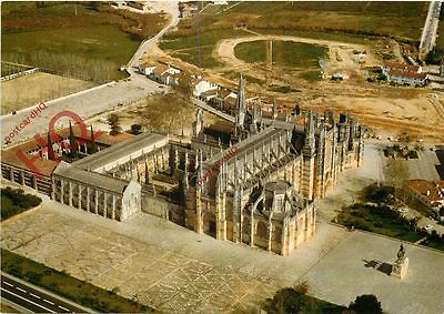 Picture Postcard, Batalha, Monastery, Aerial View