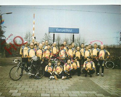 Picture Postcard: BICYCLE TEAM?, KAMPENHOUT