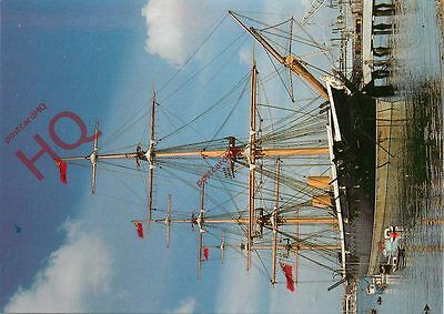 Picture Postcard, HMS WARRIOR